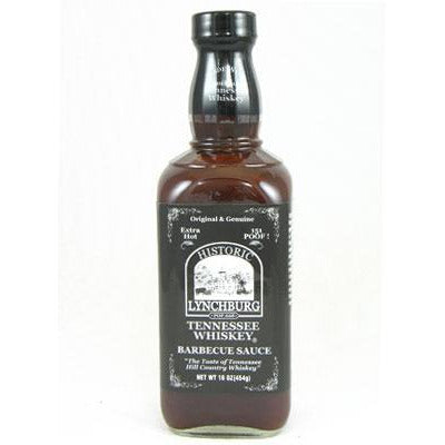 Tennessee Whiskey BBQ Fiery Hot 151