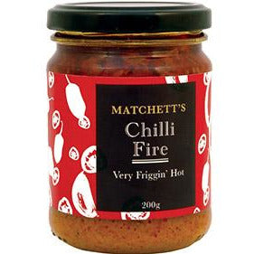 Matchetts Chilli Fire