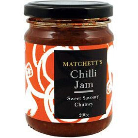 Matchetts Chilli Jam