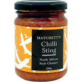 Matchetts Chilli Sting