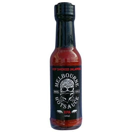 Melbourne Hot Sauce Hop Smoked Jalapeno 150ml