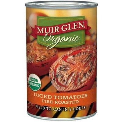 Muir Glen Fire Roasted Organic Tomatos