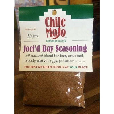 Chile Mojo Joel'd Bay Seasoning