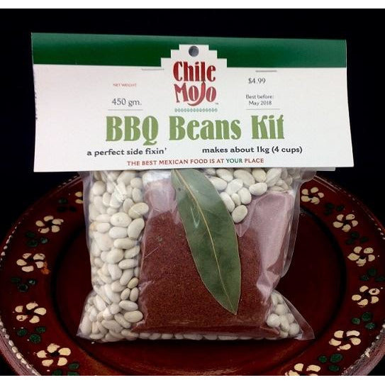 Chile Mojo BBQ Beans Kit 450gm