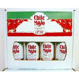 Chile Mojo EMPTY Hot Box