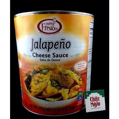 Muy Fresco Jalapeno Cheese A10 (3kg)