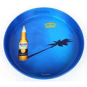 Drink Tray Corona coconut palm