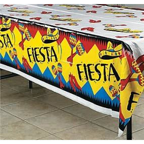Fiesta plastic Table cover