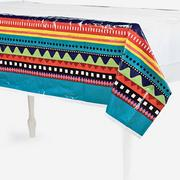 Fiesta Stripes Table cover - 54 x 108inches