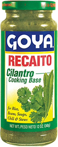 Goya Recaito Green Culantro Cooking Base 340gm