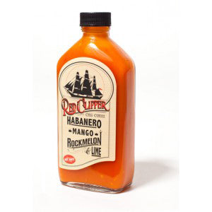 Red Clipper Habanero Mango Rockmelon and Lime Hot Sauce 200ml