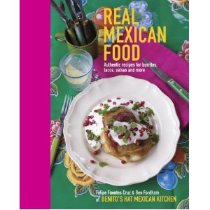 Book - Real Mexican Food