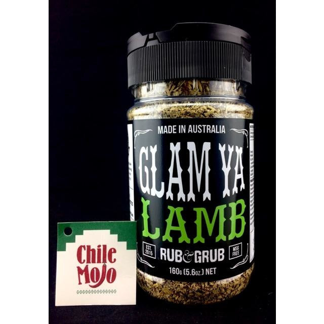 Rub n Grub Glam Ya Lamb Rub 160gm