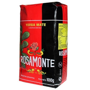 Yerba Mate Rosamonte Traditional 1kg