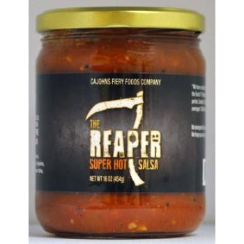 CaJohns Reaper Super Hot Salsa 454gm