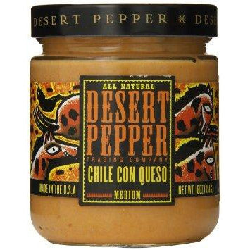 Desert Pepper Chile con Queso