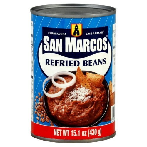 Beans San Marcos Pinto Refried