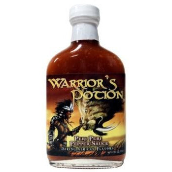 Warriors Potion Peri Peri Sauce