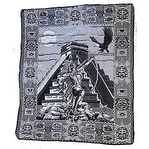 Blanket - Mexican Warrior 2.3m x 2m