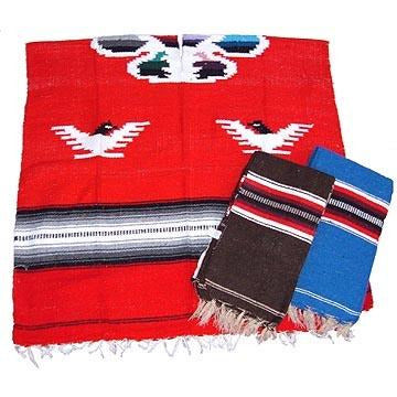 Poncho - Eagle Design