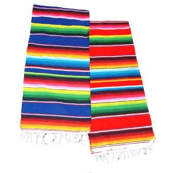 serape tablerunner