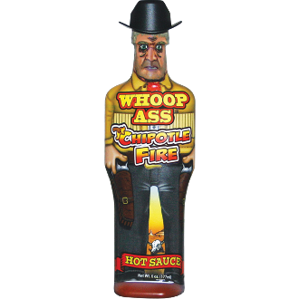 Whoop Ass Chipotle Fire 177ml