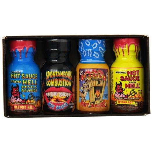 Xtreme Heat Mini 4-pack
