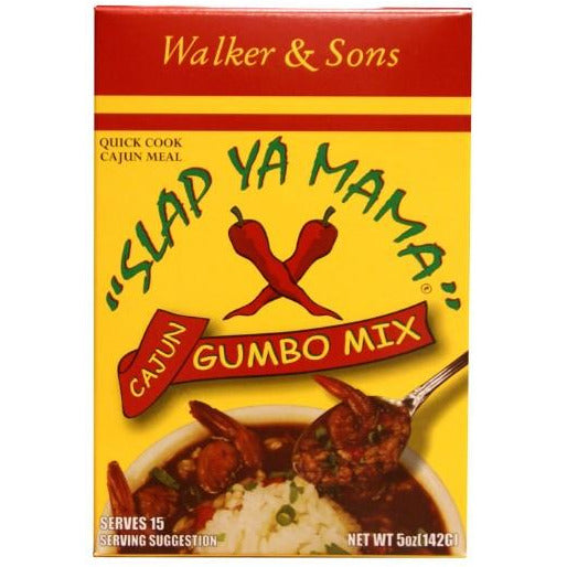 Slap Ya Mama Gumbo Mix 142gm