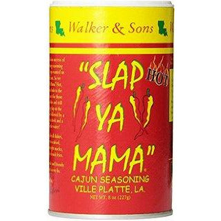 Slap Ya Mama Cajun Seasoning HOT 227gm