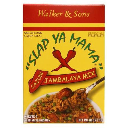 Slap Ya Mama Jambalaya Mix 227gm