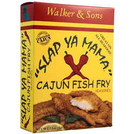 Slap Ya Mama Cajun Fish Fry 340gm