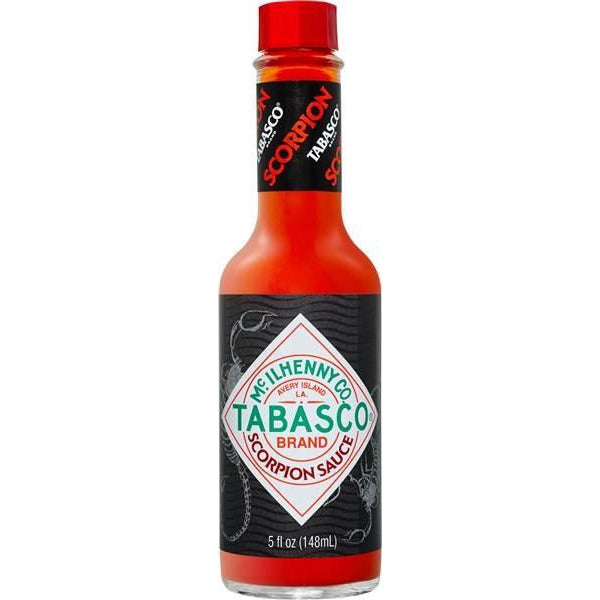 Tabasco Scorpion Pepper Sauce 148ml (5oz)