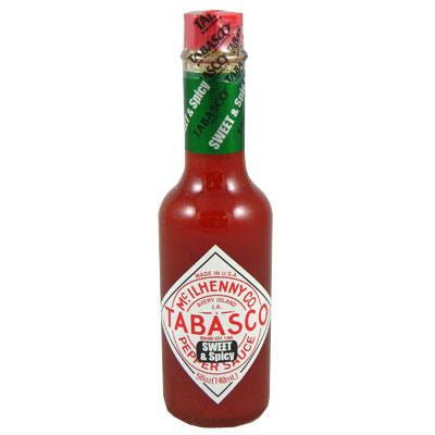 Tabasco Sweet n Spicy 148ml