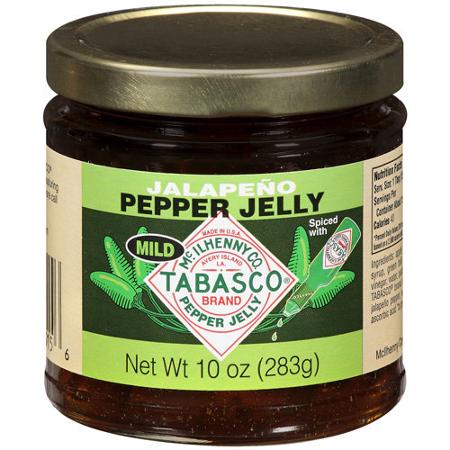 Tabasco Green Jalapeno Pepper Jelly 283gm (10oz)
