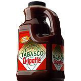 Tabasco Chipotle Half Gallon (1.89 litres)