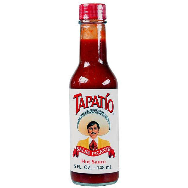 Tapatio 148ml (5oz)