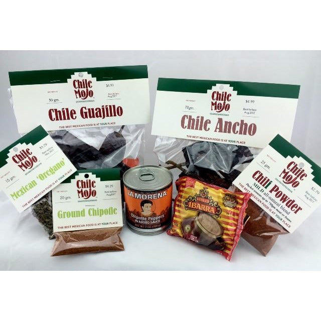 A Little Taste of Mexico - Save over 20%