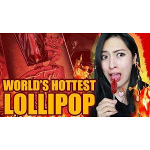The Toe of Satan Hot Lollipop Challenge 20gm