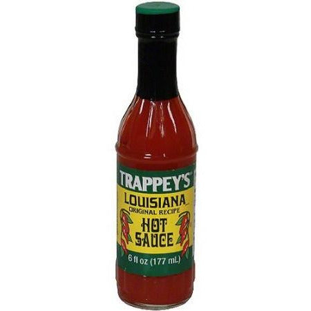 Trappeys Louisiana Hot Sauce 177ml