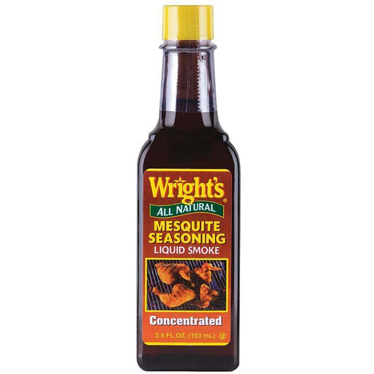 liquid smoke Wrights mesquite 103ml