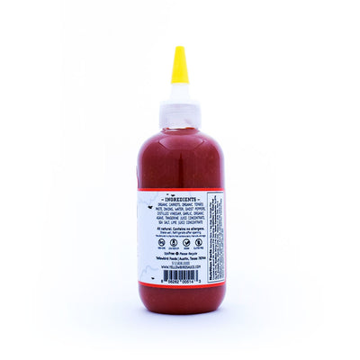 Yellowbird Sauce Ghost Pepper Condiment 9.8oz (278gm)