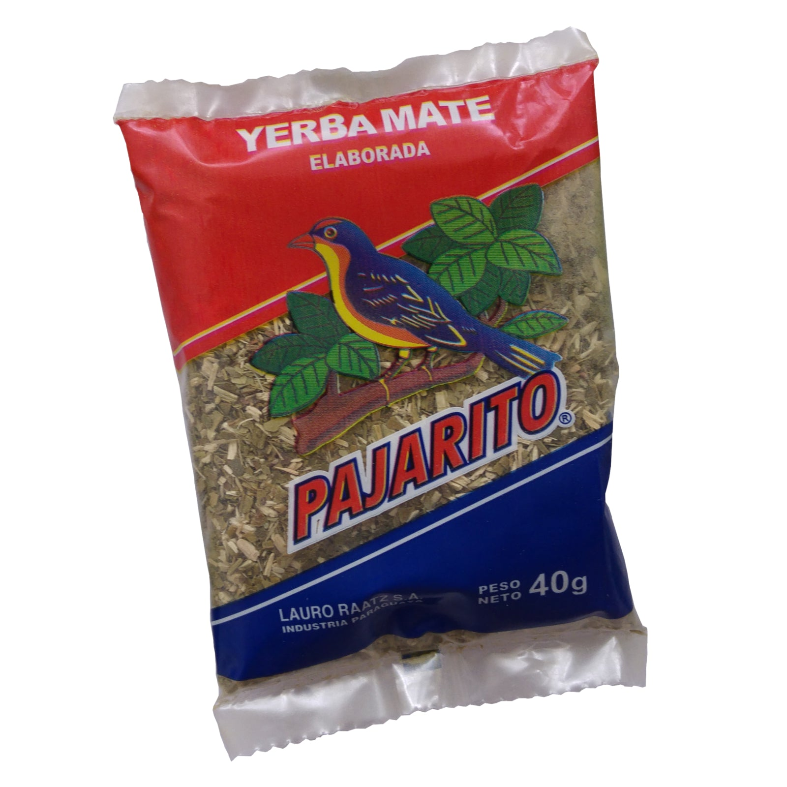 Yerba Mate Pajarito Traditional 40gm