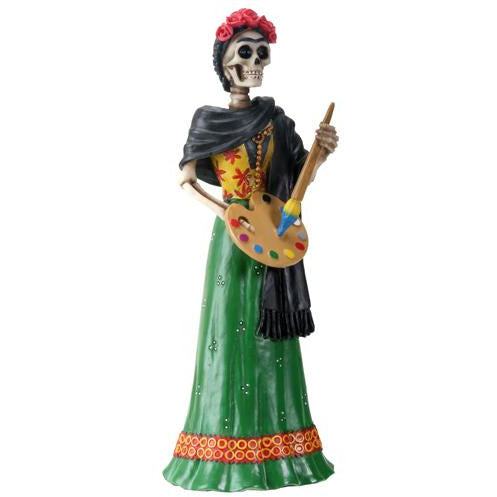 ay of the Dead Frida Kahlo Artist