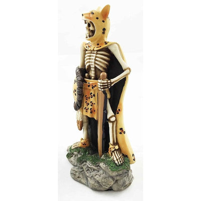 Day of the Dead Jaguar Warrior