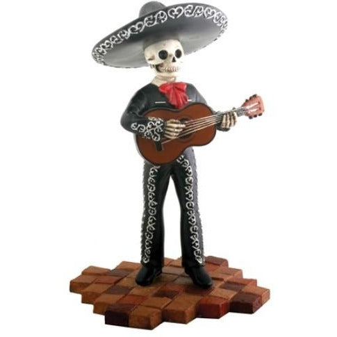 Day of the Dead Mariachi with Guitar