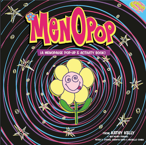 MenOpop: A Menopause Pop-Up & Activity Book