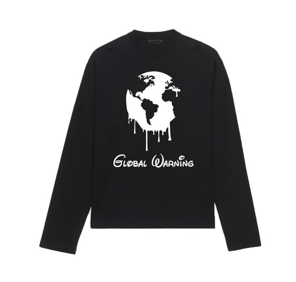 The global warming long-sleeve by Almost not done