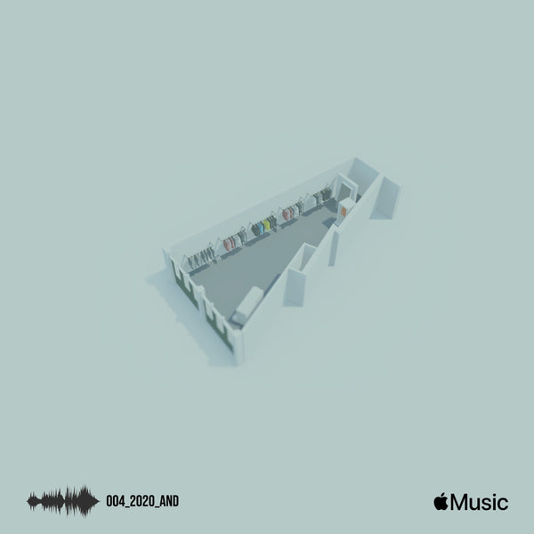 Apple Music PLAYLIST 004 CURATED BY TOM BURKITT