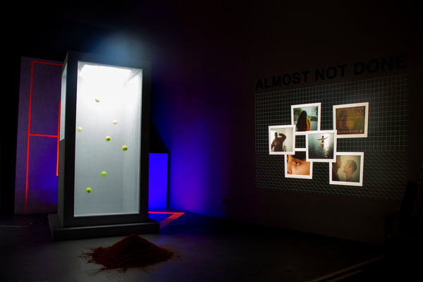 INSTALLATION - Björn Borg X ALMOST NOT DONE - PHYSICAL REALITY