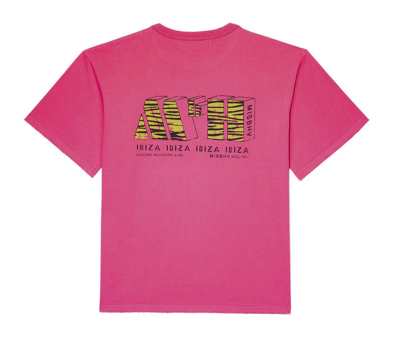The MBH Hotel & SPA T-shirt Pink